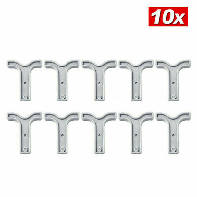 AU9.98 • Buy 10X Grey T Bar Handle For Anderson Style Plug Connectors Tool 50AMP 12-24v 6AWG