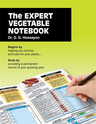 £1.79 • Buy The Expert Vegetable Notebook, D.G. Hessayon, Good Condition Book, ISBN 97809035
