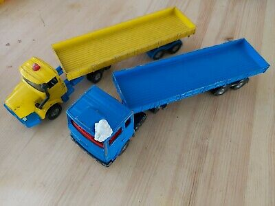 £25 • Buy Corgi Major Lot Ford Truck Berliet With Trailers