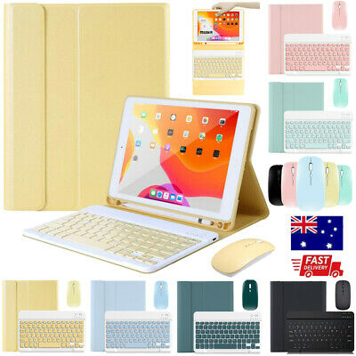 AU22.99 • Buy Bluetooth Mouse Keyboard Case For IPad 5/6/7/8th Gen 9.7  10.2  Air1/2/3/4 Pro11