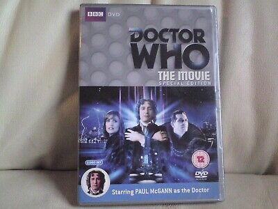 £0.99 • Buy DOCTOR WHO THE MOVIE - UK DVD - PAUL McGANN - BBC,SPECIAL EDITION,USED.2 DISCS.