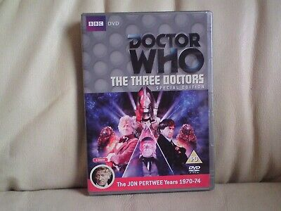 £0.99 • Buy Dr Who Dvd The Three Doctors Special Edition. TWO DISCS,USED.