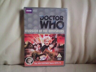 £1.25 • Buy Doctor Who (DVD,  Invasion Of The Dinosaurs,TWO DISCS,USED.