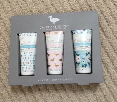 £4.99 • Buy Fuzzy Duck Cotswold Collection Luxury Hand Cream Set