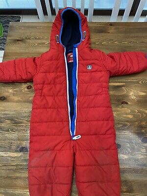 £8.50 • Buy Next Fleece Lined Puddle Suit. 1-1.5 Years (12-18 Months). Great Condition.