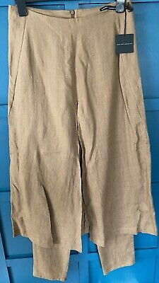 £15 • Buy Sarah Pacini Trousers (skirt Overlay) Size 01 10-12 New With Tags