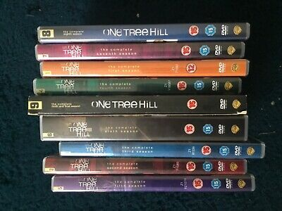 £31.99 • Buy One Tree Hill Series 1-9 Dvd Complete Collection.region 2