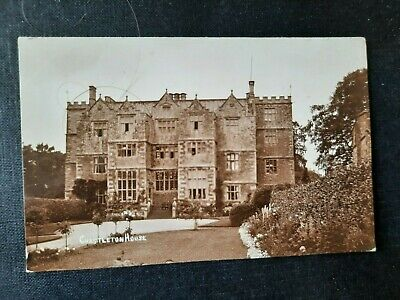 £3 • Buy Chastleton House Percy Simms, Photographer, Chipping Norton Real Photo Postcard