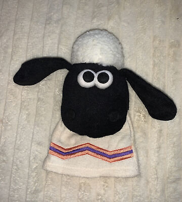 £5 • Buy Wallace And Gromit, Shaun The Sheep Wash Mit, Brand New, Collectable 1989