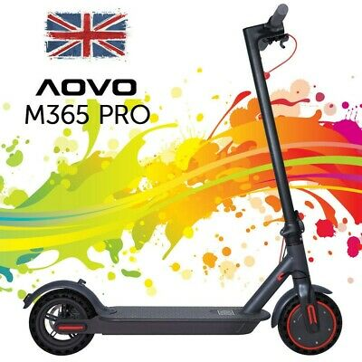 View Details AOVO PRO M365 ELECTRIC SCOOTER 10Ah BATTERY - XIAOMI PRO 2 STYLE 31KM/H GENUINE • 299.99£