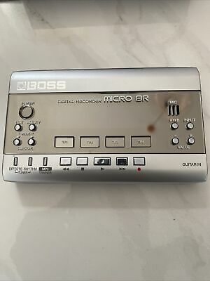 £49 • Buy Boss Micro BR Multi-Track Recorder With Official Case + Box. Good Condition