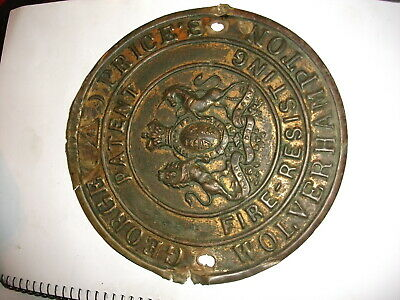 £12 • Buy Prices Safe Badge / Plaque, Old Decorative Collectable, Locksmith, Safe Engineer
