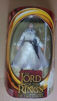 £26.99 • Buy Lord Of The Rings Action Figure Gandalf The White Variant By Toybiz