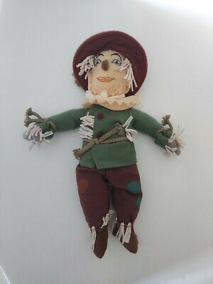 £10.18 • Buy Wizard Of Oz Cuddle Factory Plush Toy Doll  Scarecrow