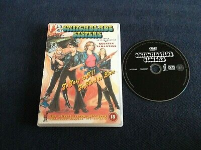 £6.99 • Buy Jack Hill's Switchblade Sisters DVD Cult Exploitation Asher Brauner Robbie Lee