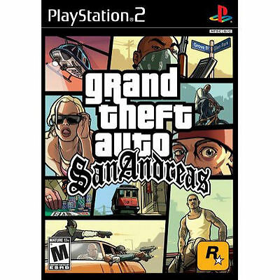 £2 • Buy Grand Theft Auto: San Andreas Special Edition (Sony PlayStation 2, 2005)