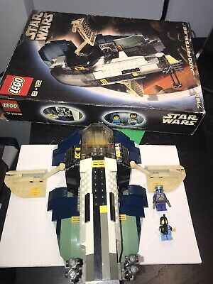 £184.99 • Buy Lego Star Wars 7153 Jango Fett's Slave 1 BOXED And COMPLETE W/ Minifigures