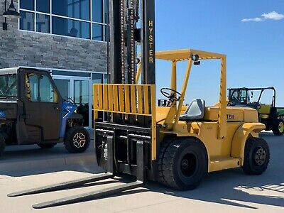 £8750 • Buy Hyster H130F 5.5T Diesel Counterbalance Forklift Fork Truck To Be Refurbished