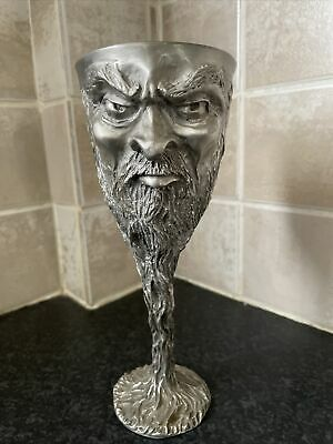 £26.51 • Buy Royal Selanger Graeme Lord Of The Rings Pewter Goblet Preowned