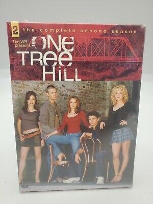 £12.36 • Buy One Tree Hill: The Complete Second Season 2 {DVD} 2005 Brand New