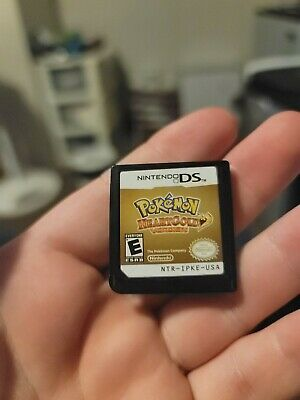 $115 • Buy Pokemon: HeartGold Authentic Game