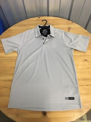 £15 • Buy Brand New Mens Grey Zhik Dry Polo In Large