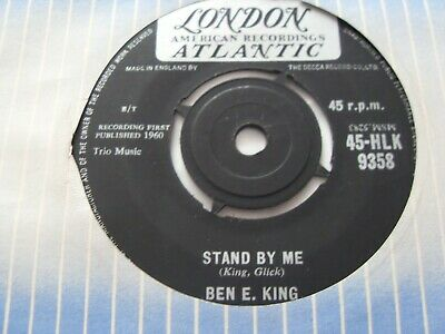 £1.50 • Buy Ben E. King.......stand By Me......7 ..1960.....soul / Funk / Classic R&b