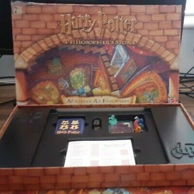 £3 • Buy Harry Potter And The Philosopher's Stone Mystery At Hogwarts Board Game