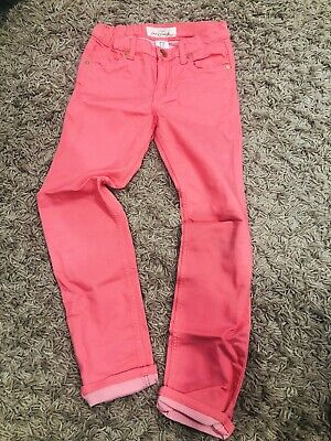 £1.99 • Buy Pink Jeans H&M Logg Age 7-8