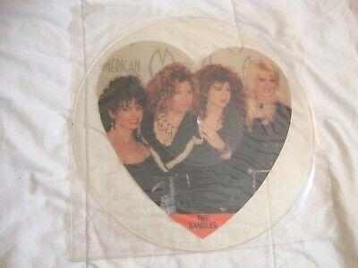 £10.99 • Buy The Bangles *Bangles* 12  Vinyl Record BANG 7S None Music Interview Picture Disc