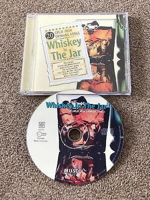 £0.99 • Buy WHISKEY IN THE JAR 20 Great Irish Drinking Songs V/A CD Dubliners Brier L. Kelly