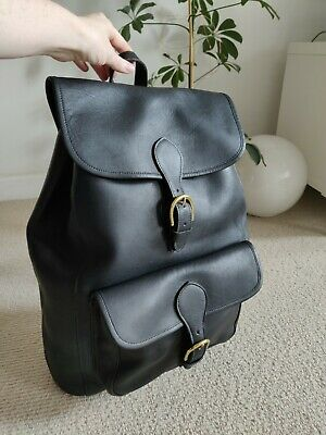 £84.99 • Buy BRAND NEW 90s Original!!! Classic Large Leather Backpack