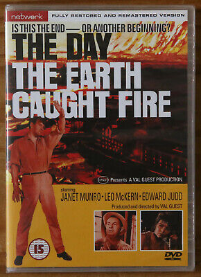 £4.99 • Buy The Day The Earth Caught Fire - Restored And Remastered - DVD - New/Sealed