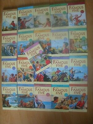 £35 • Buy   Enid Blyton Famous Five, Compleate Set Of 21  Books...