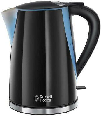 £21 • Buy Russell Hobbs 21400 Mode Illuminated  1.7L Kettle  - Black Free Shipping