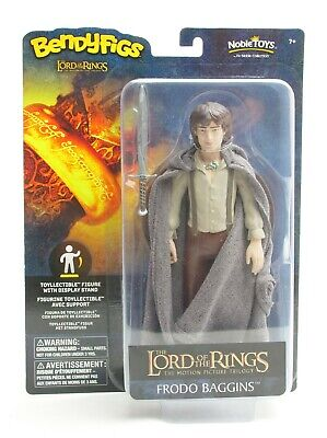 £2.99 • Buy Frodo Baggins - The Lord Of The Rings Bendyfigs - Poseable Figure - NEW