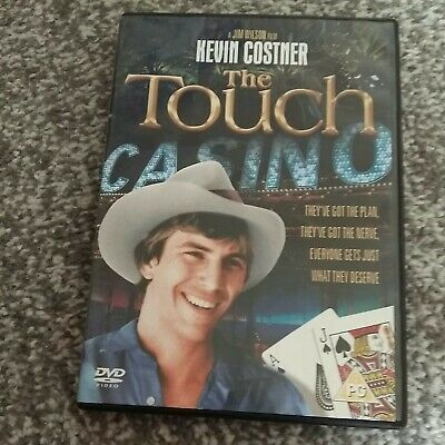 £1 • Buy The Touch (Kevin Costner) NEW AND SEALED