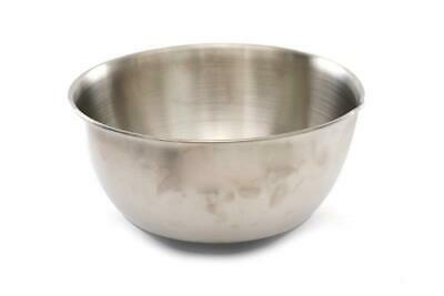 £12.99 • Buy Stainless Steel Mixing Bowl Kitchen Five Pint Measuring Kitchen Cooking Serving