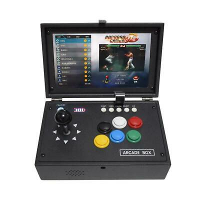 AU489 • Buy Arcade Box 3D Wifi With 10inch LCD And Joypad For 2 Players - 8000 In 1