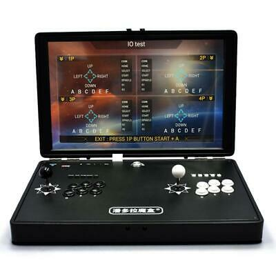 AU899 • Buy Arcade Bartop Machine 3D Wifi With 24inch LCD - 8000in 1