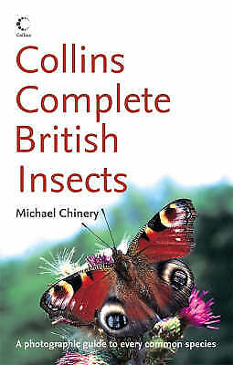 £9.61 • Buy Collins Complete British Insects: A Photographic Guide To Every Common Species