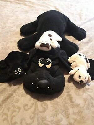£30 • Buy Hornby 1980s Pound Puppies Mum And Babies