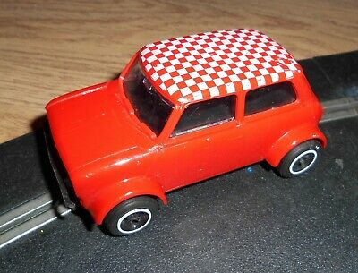 £2.75 • Buy Rare Vintage Scalextric C122 Mini 1275 GT Rally Touring Car - Superb