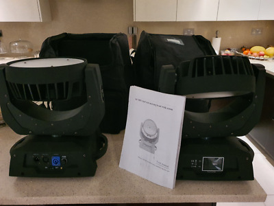 £500 • Buy 6in1 LED Moving Head With Zoom (36 X 18W) RGBW + UV