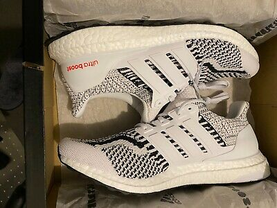 AU141 • Buy Mens Adidas Ultra Boost 5.0 Dna Sioze 9 Us Black/white New In Box