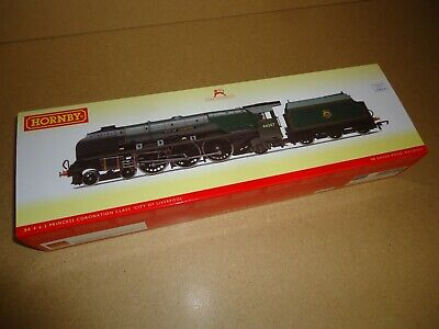 £40 • Buy Hornby Oo Gauge R3195 Br Green 46247 Coronation City Of Liverpool Dcc Ready