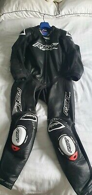 £800 • Buy RST V4.1 Race Dept AIRBAG Motorcycle 1 Piece Leather Suit Kangaroo Size 44R