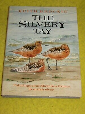 £15 • Buy The Silvery Tay, 1988 1st H/b, VG/VG, Keith Brockie, Paintings, Sketches