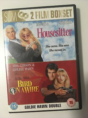 £4.99 • Buy Housesitter/Bird On A Wire (DVD, 2007, 2-Disc Set) Goldie Hawn Collection Boxset