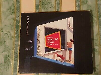 £4.37 • Buy Pink Floyd : Echoes: The Best Of Pink Floyd CD X 2 NEAR MINT, FREE DELIVERY!